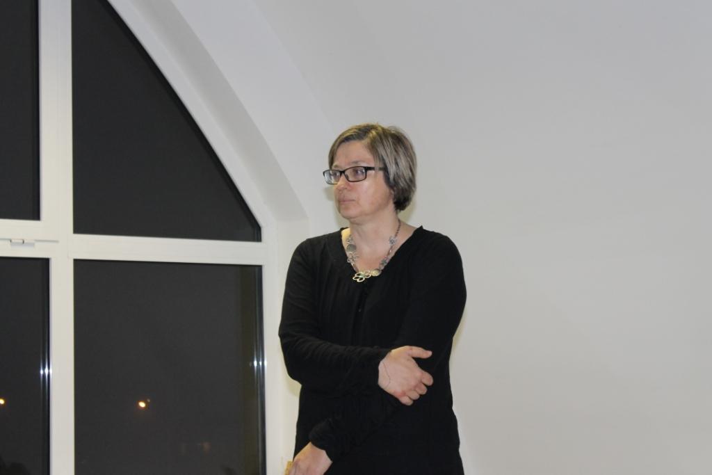 Predavačica dr.sc. Snježana Karavanić (foto: T. Tkalčec)
