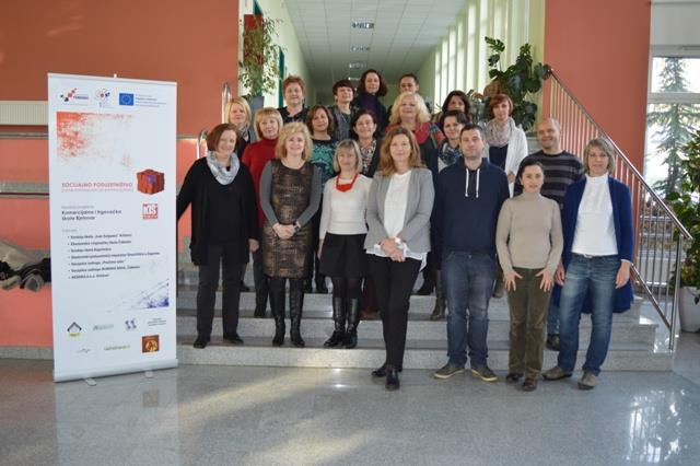 """Projekt """"Socijalno poduzetništvo – nove kompetencije komercijalista"""" (7)"""