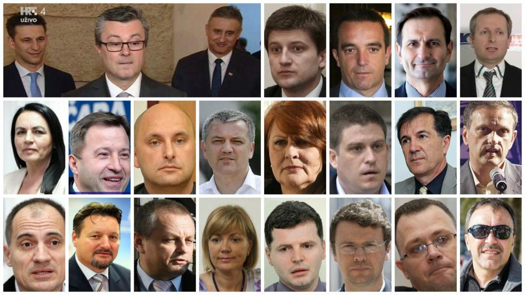 Vlada_RH_svi_clanovi_kolaz_tim_team_tihomir_oreskovic_kandidati