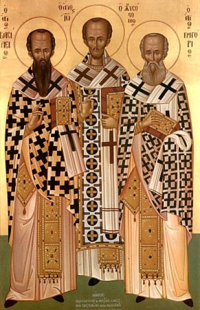 tri svetitelja