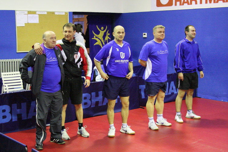 7. Otvoreno  prvenstvo grada Križevaca u stolnom tenisu