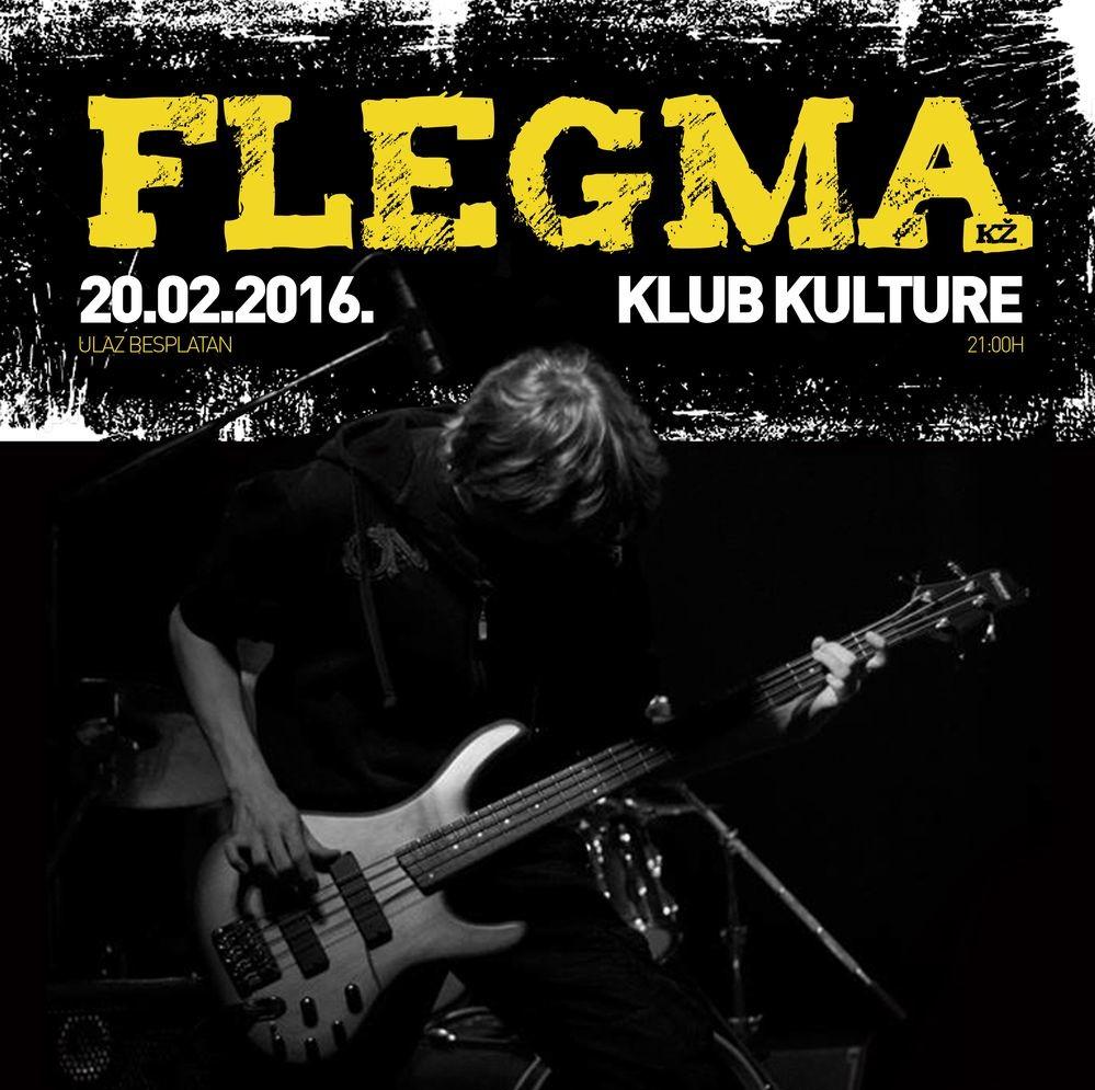 Little Band Revolution predstavlja: FLEGMA (rock, Kž)