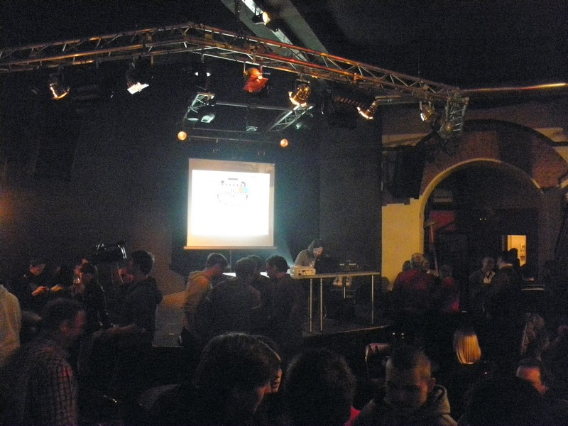 Atmosfera na Pub inKVIZiciji, Culture Shock, 25. ožujka 2016.