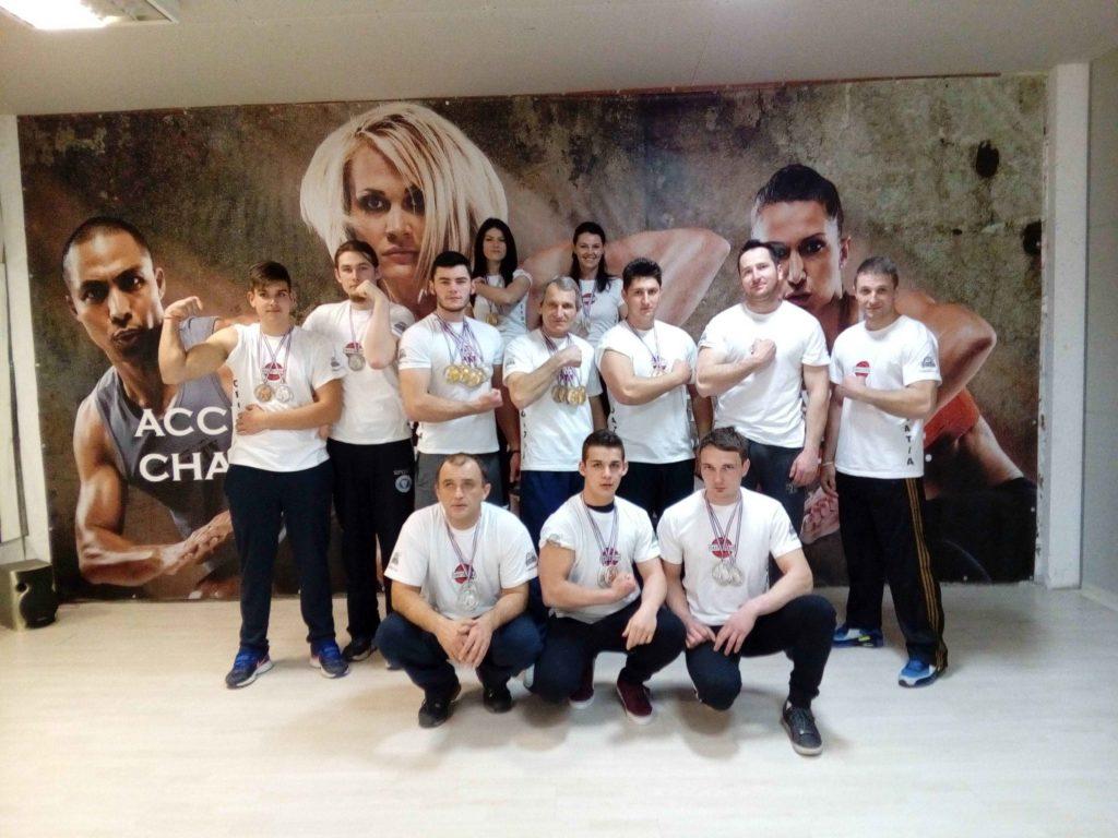 Klub za obaranje ruke Tigar sudjelovao na prvenstvu Hrvatske