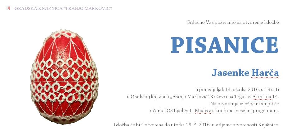 PISANICE_pozivnica_gradska_knjiznica_izlozba