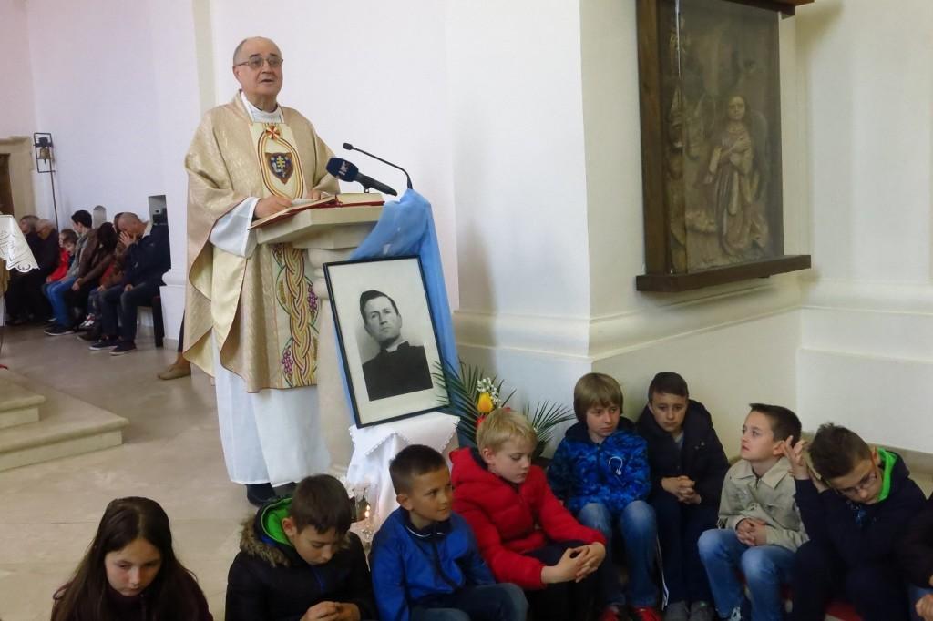 004 don Ivan Matijević, propovjednik Dr. Stjepan Kranjčić