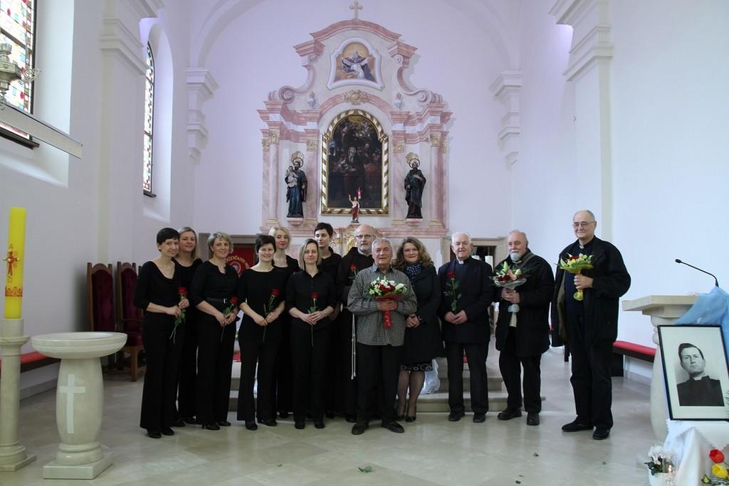 008 Skupna, nakon monodrame Dr. Stjepan Kranjčić