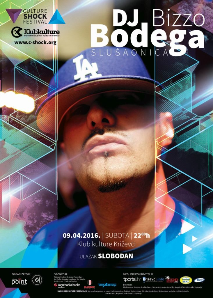DJ Bizzo Bodega web