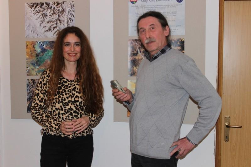 Razgovor s prof. dr. sc. Dijanom Dominis Prester za emisiju 'Ne dirajte mi krugove' (foto Martin Vujić)