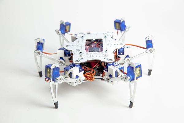 Robot_Pauk_STEMI