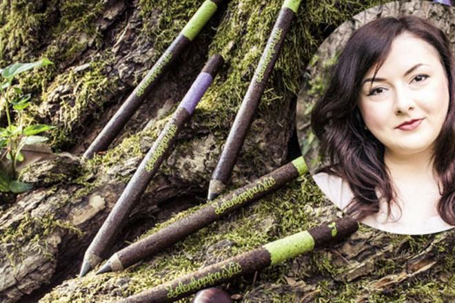 Mateja Kuhar, autorica projekta ekološke olovke Fabula, koja se okušala i u crowdfundingu