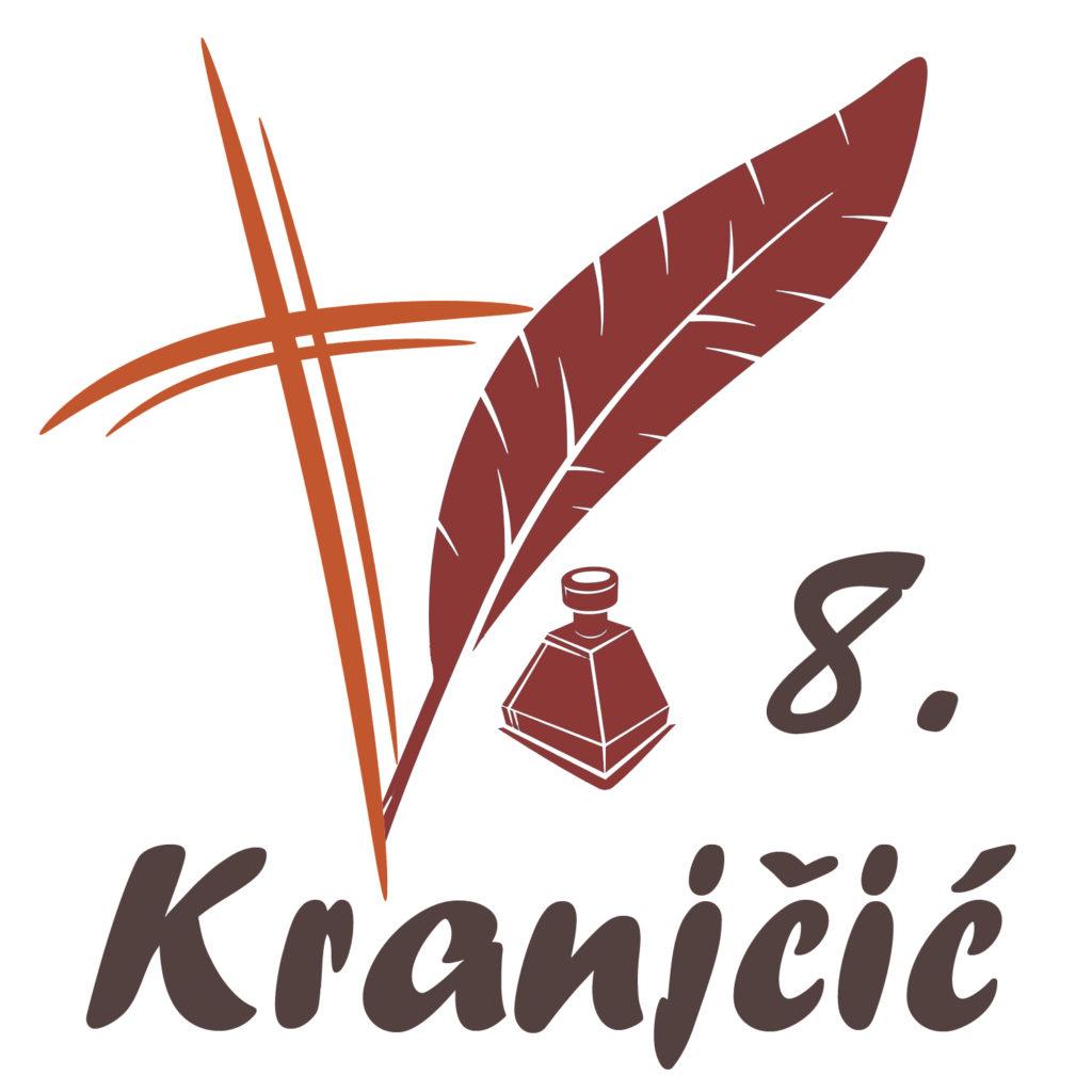 Logo - 8. Književni Kranjčić