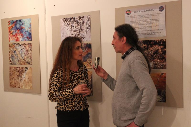 Razgovor za 'Krugove' s dr. sc. Dijanom Dominis Prester u Daruvaru 9. travnja 2016 (foto: Martin Vujić)