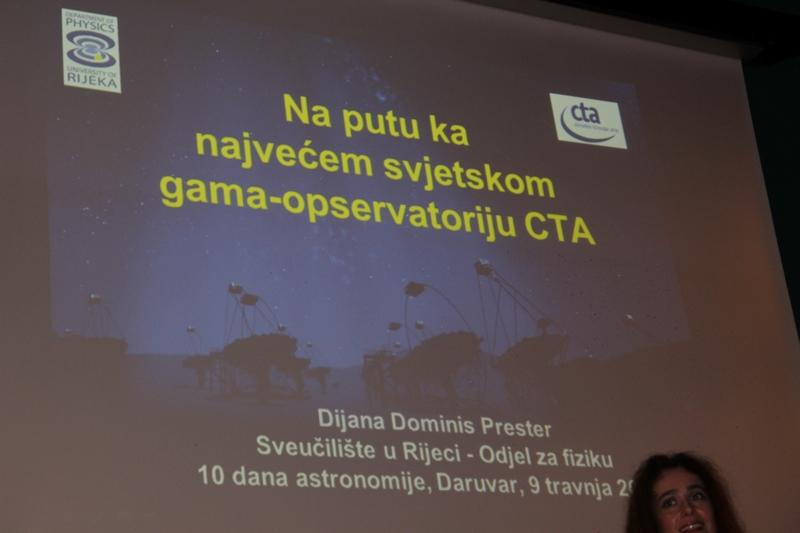 Scena s predavanja čiju snimku slušamo u emisiji (foto: Martin Vujić)