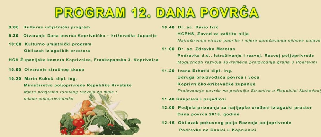 12_Dan_povrca_Koprivnica_program