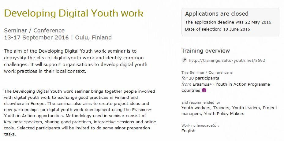 Developing_Digital_Youth_Work_Oulu_Finska_Damjan_Tkalec_POINT