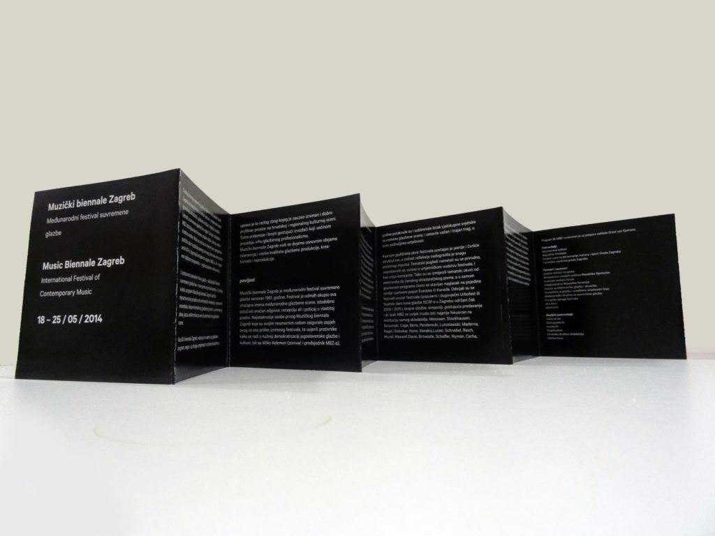 izgled brošure 3 Muzički biennale Zagreb 2015 dizajn vanja šok izložba