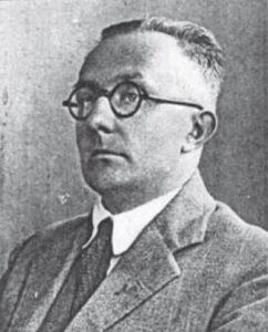 Vladimir Srećko Vrkljan (fotografija iz prezentacije dr. sc. Branka Hanžeka)