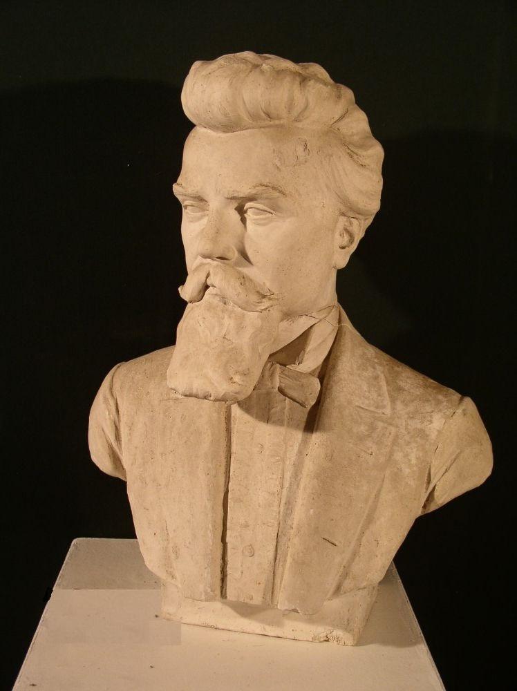 Julije Csikos Sessija: Ivan Dežman (foto: Gradski muzej Križevci)
