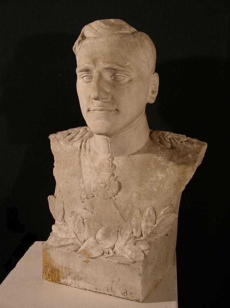 Julije Csikos Sessija: Kralj Aleksandar (foto: Gradski muzej Križevci)