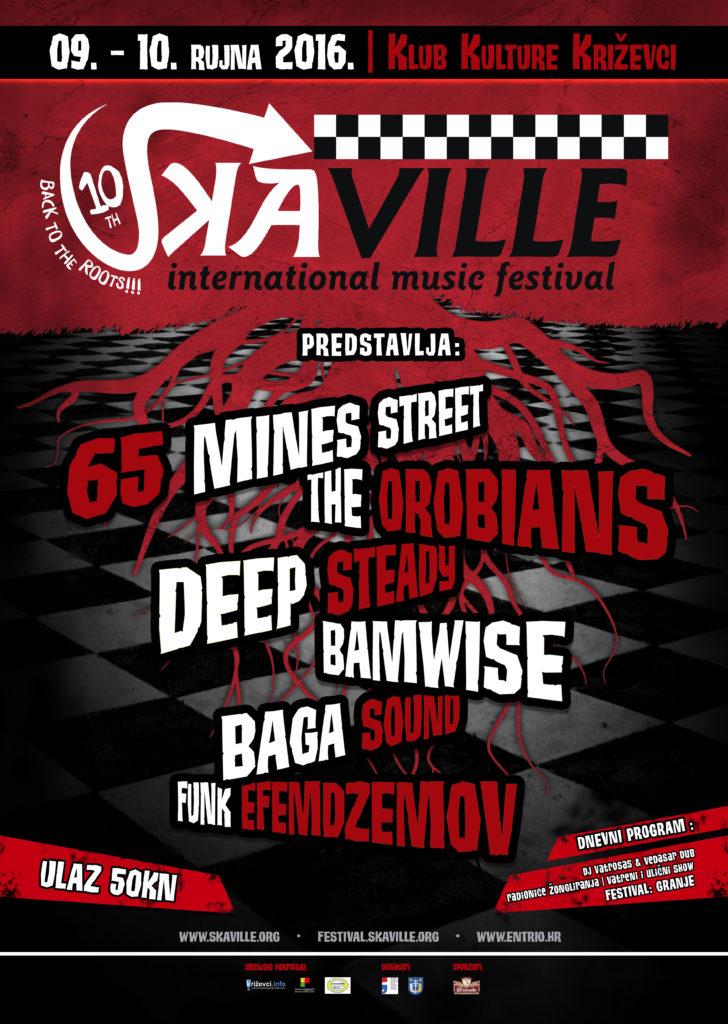 Skaville Festival 2016.