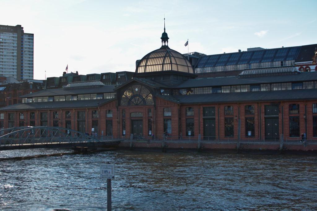 Centralna zgrada Altonske riblje tržnice