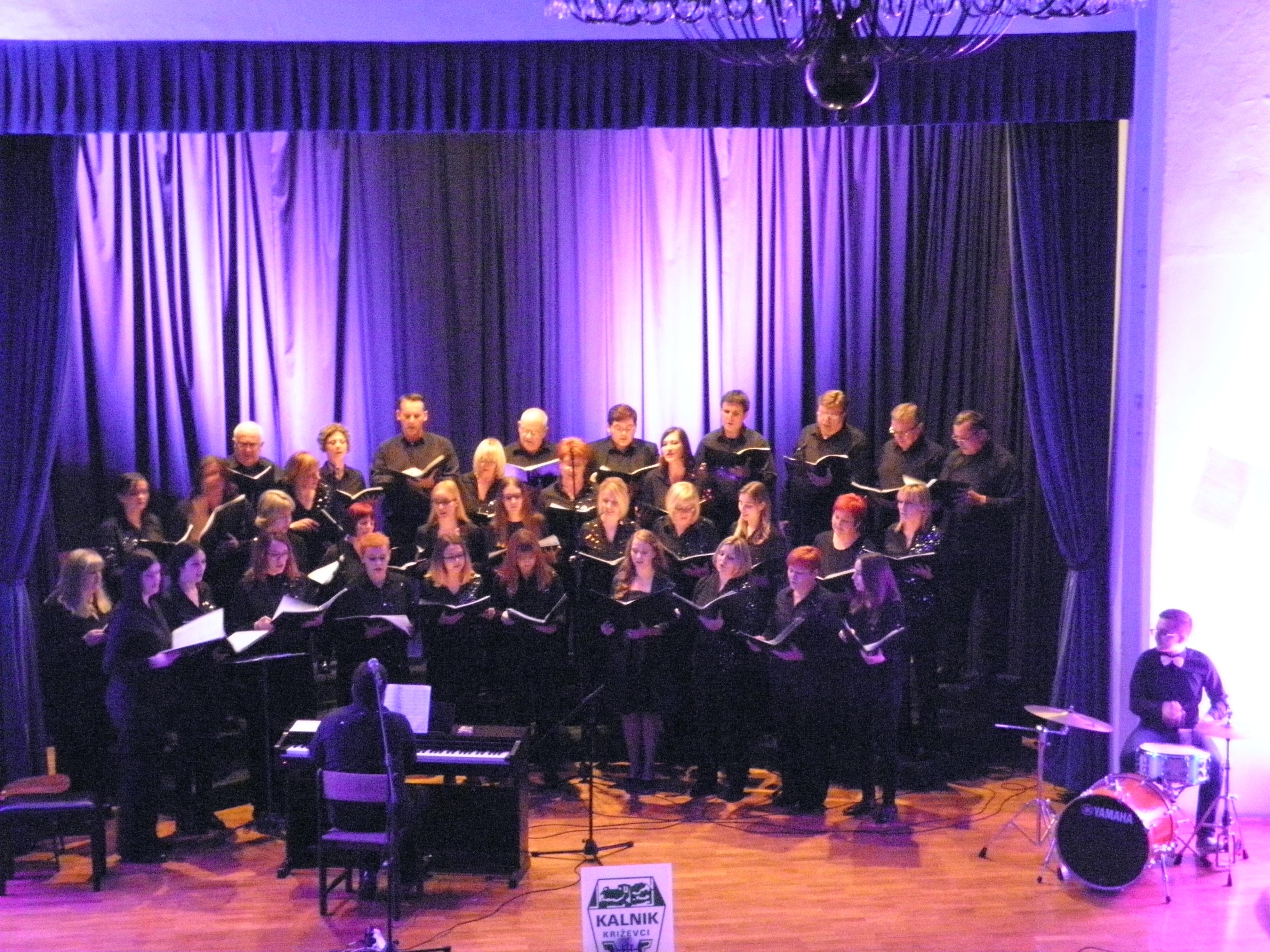 Godišnji koncert HPD Kalnik 25. studenoga 2016. (foto: R.Matić)