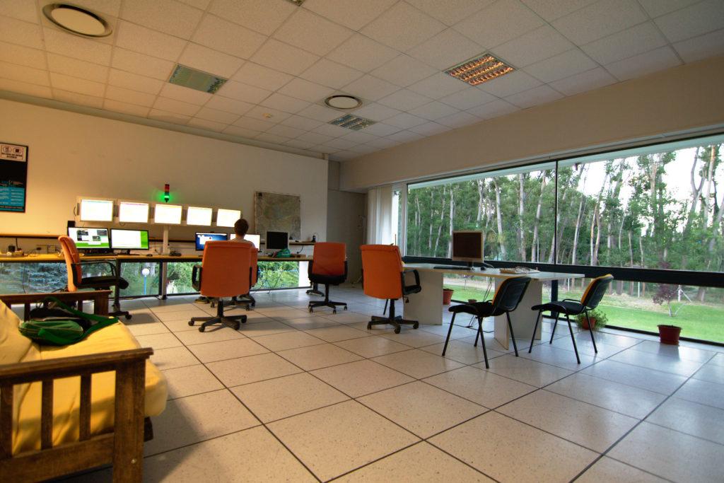 Kontolna soba opservatorija