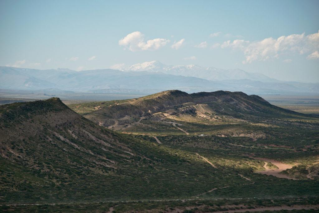 Pogled prema planinama