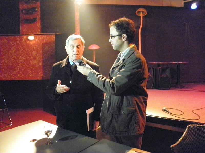 Don Ivan Grubišić na Culture Shocku 13. ožujka 2014. (foto R. Matić)