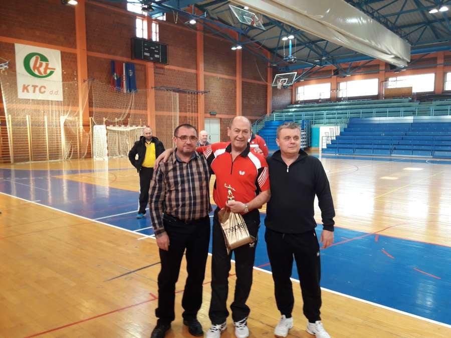8.Otvoreno prvenstvo grada Križevaca u stolnom tenisu