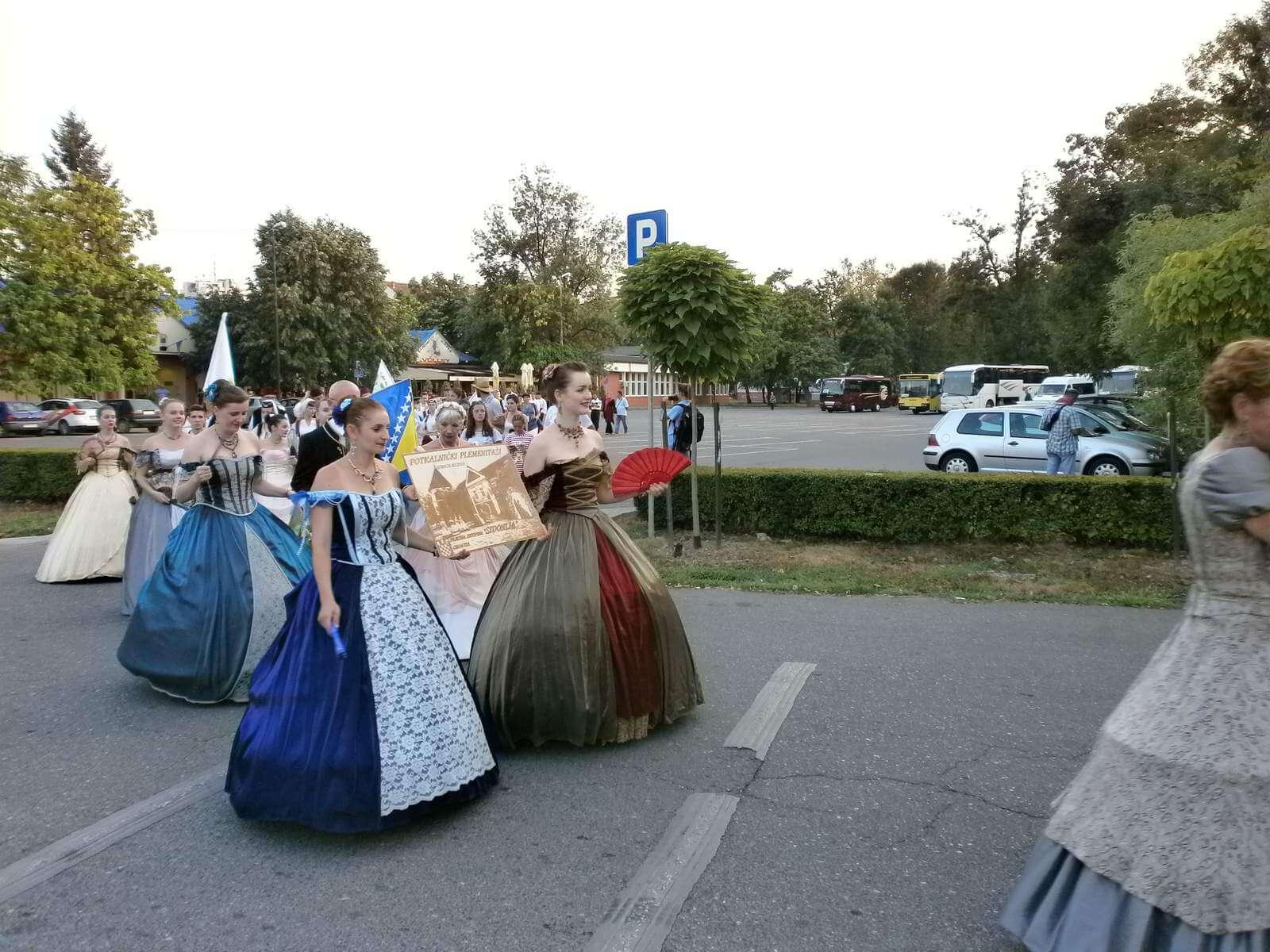 Gostovanje KUD-a Križevci i Potkalničkih plemenitaša u Brčkom