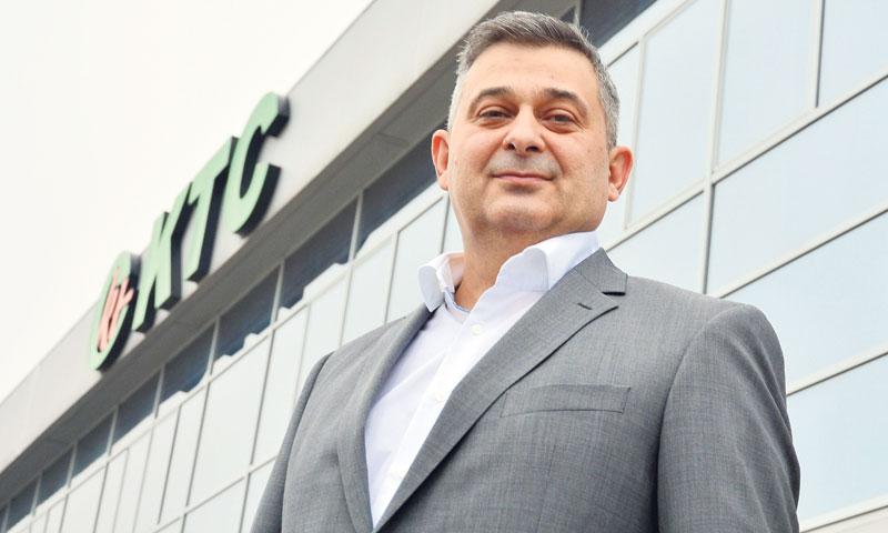Ivica Katavić, predsjednik Uprave KTC-a