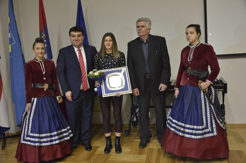 Dodijeljena priznanja najuspješnijim sportašicama, sportašima, sportskim ekipama i sportskim djelatnicima grada Križevaca u 2017. godini