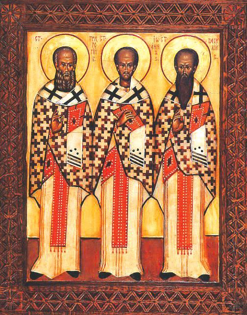 Proslava blagdana Triju Svetitelja u križevačkoj katedrali