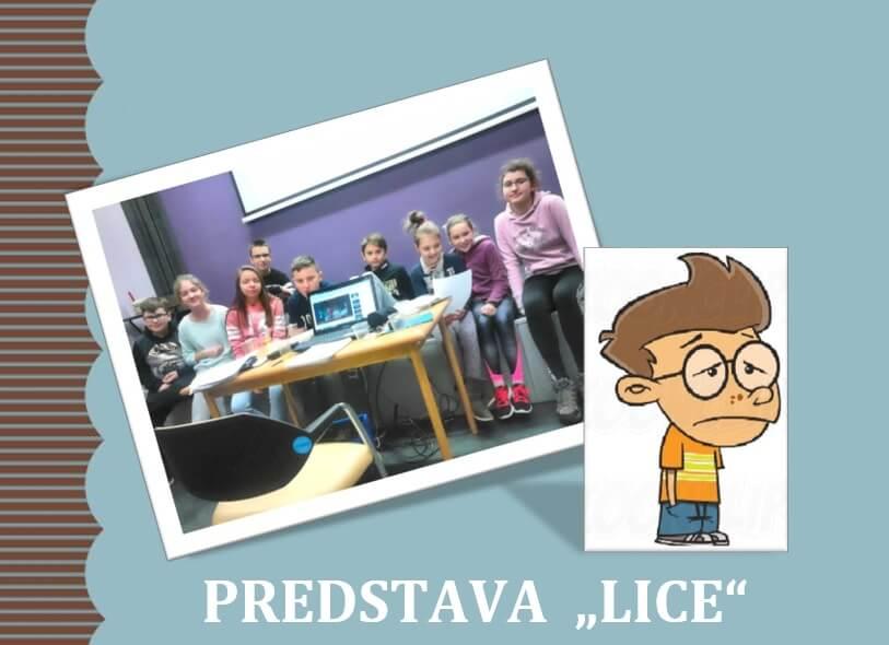Lice - izvedba predstave za djecu u povodu Dana Grada