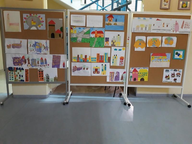 Učenici COOR-a pripremili izložbu likovnih radova