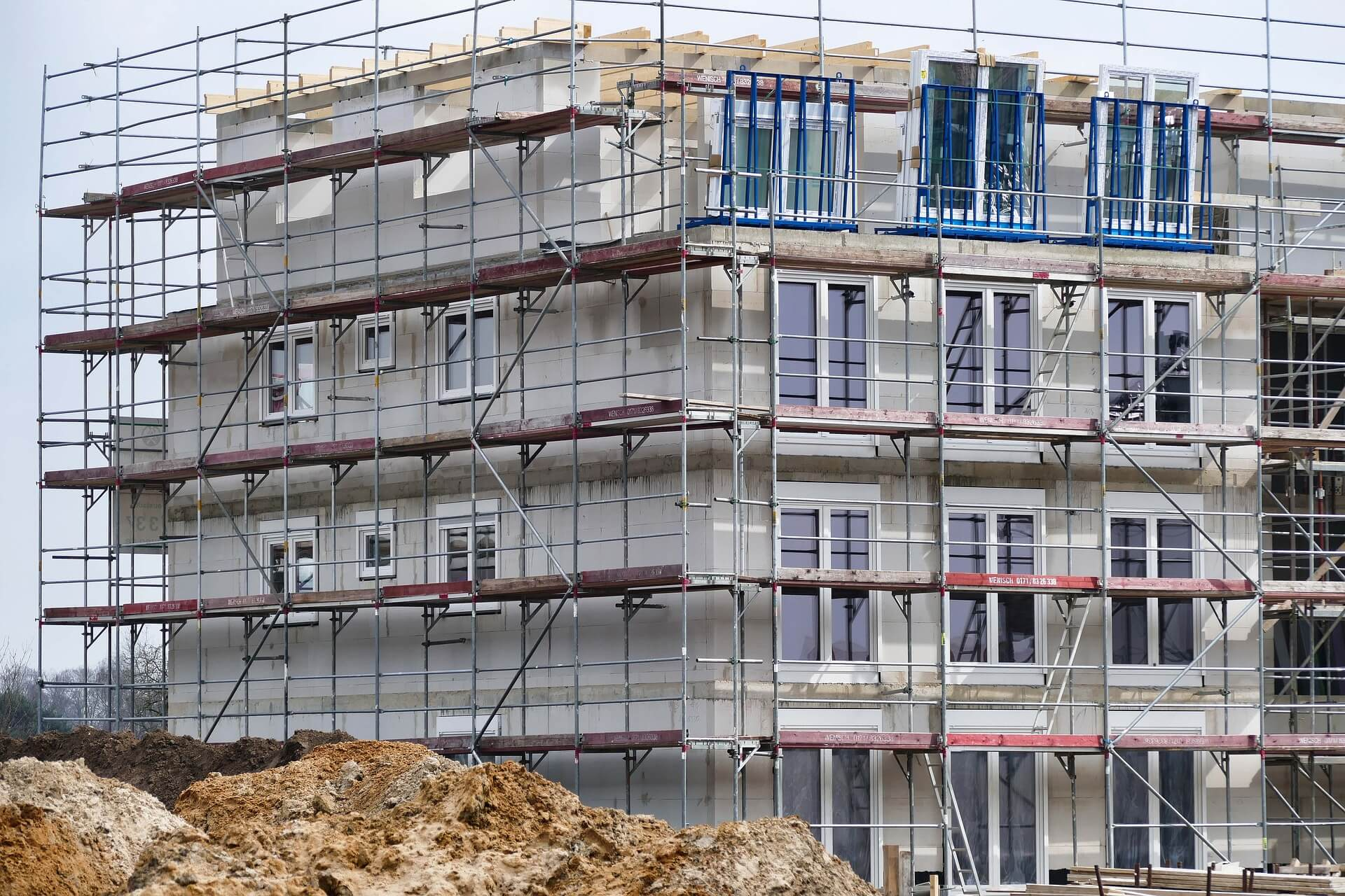 Zgrada / Gradnja