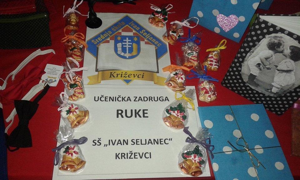 3. sajam učeničkih zadruga srednjih i osnovnih škola Koprivničko-križevačke županije