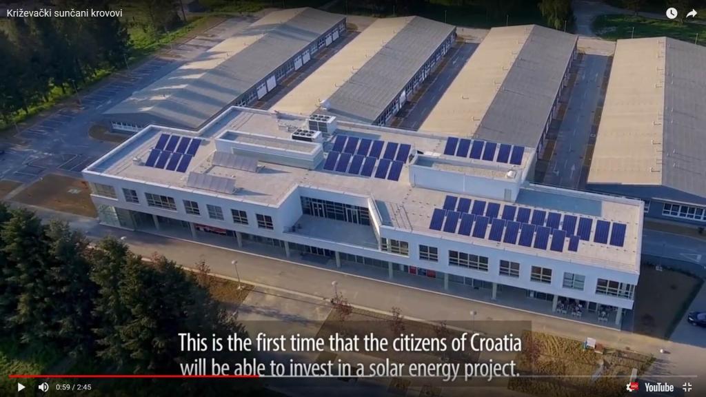 Prva sunčana elektrana u rukama građana