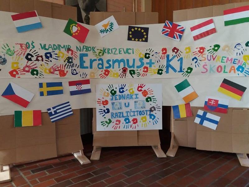 """Nazorovci predstavljaju Erasmus+ u sklopu """"Dana otvorenih vrata EU projekata"""""""