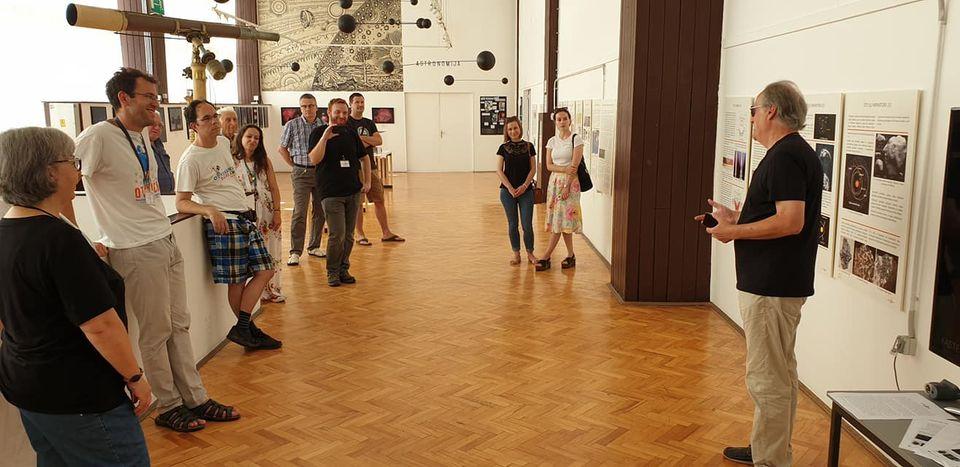 Ista izložba u Tehničkom muzeju Nikole Tesle u Zagrebu