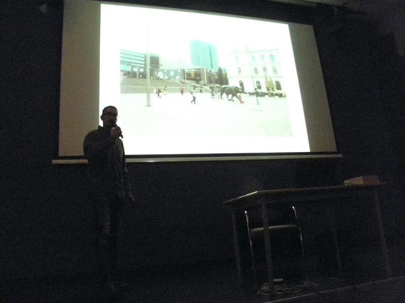 9. Pinklec fest 17. listopada 2020. - Goran Milek, profesor geografije, o putovanju Norveškom (foto R. Matić)