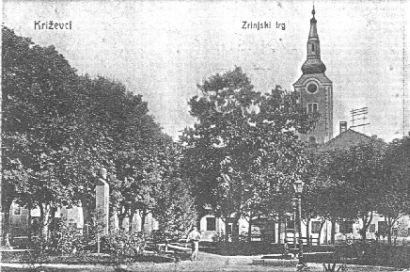 FOTOGRAFIJA IZ 1916. god. , Grafička zbirka Nacionalne i sveučilišne knjižnice u Zagrebu