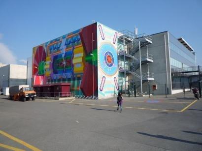 Zgrada detektora ATLAS