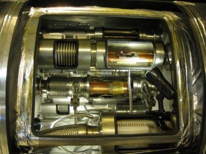 Spoj supravodljivih magneta koji je uzrokovao kvar