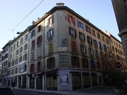 Ulice Ženeve